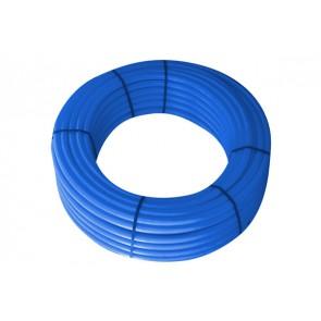 Tubo in polietilene pn 16 alta densita' vrc (pe100) diam. 25