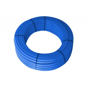 Tubo in polietilene pn 16 alta densita' vrc (pe100) diam. 40