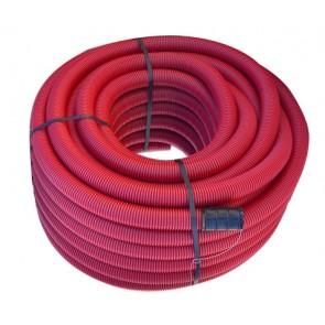 Tubo polietilene corrugato doppia parete diam. 125