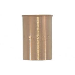 Bussola cilindrica per gas in ottone 40 x 3,7