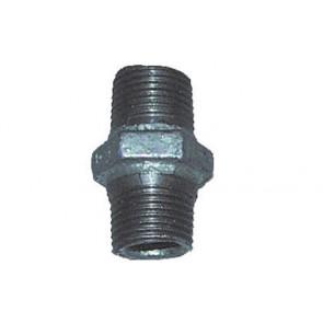 Nipples zincato 3/8 -conf