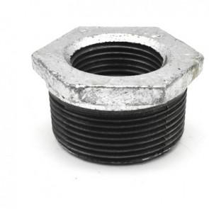 Riduzione mf zincata 1/2 x 3/8 s-brico