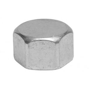 Calotta esagonale in acciaio 1/2