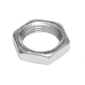 Ghiera esagonale in acciaio 3/8