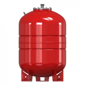 "Vaso di espansione maxivarem lr ce per impianti di riscaldamento lt 50   - racc. 3/4"""