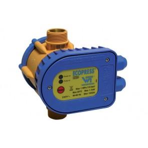 Regolatore di pressione elettronico mondialpress tarato 1.5 bar
