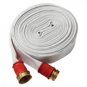 """Manichetta antincendio """"euro"""" con raccordo a norma uni 804 mt. 20"""
