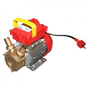 Pompa da travaso rover hp 0,8 - 550 w - racc. 25