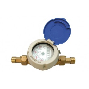 Contatore per acqua new dian modello bagnato 1/2