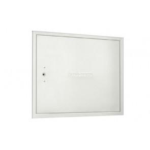 Sportello per protezione acqua preverniciato bianco cm 30 x 40 x 2