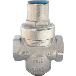 Riduttore di pressione a pistone sabo senza attacco manometro 1/2