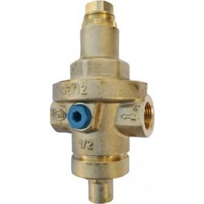 Riduttore di pressione pn40 con camera di compensazione 1/2