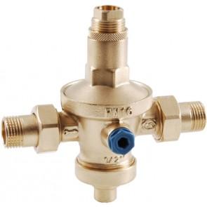 """Riduttore di pressione rio expert pn 16 con bocchettone mm (or) 1/2"""""""