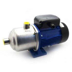 Elettropompa centrifuga multistadio orizzontale lowara serie 3hm kw 0.75 hp 1.00
