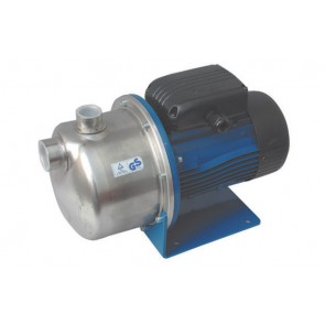 Elettropompa centrifuga autoadescante jet lowara serie bg kw 1,10 hp 1,50