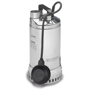 Elettropompa sommersa per acque chiare o poco sporche kw 0.75 - hp 1.1