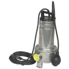 Elettropompe sommerse per acque sporche con vortex kw 0.55 - hp 0.8