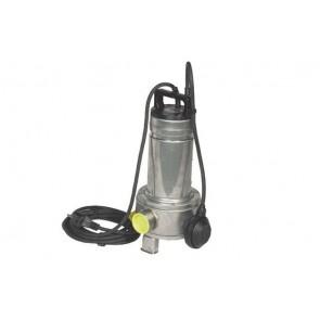 Elettropompe sommerse per acque sporche serie domo kw 0,75 hp 1,00