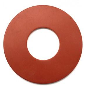Guarnizione per valvola di scarico unificata per tropea 3 mm 57 x 24 x 2