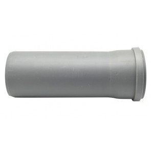 Tubo df htem 1 bicchiere diam. 125 lungh. 2000