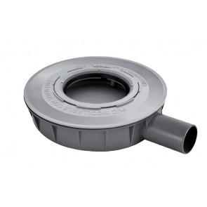 Piletta minidrain da pavimento per canalissima diam. 40 mm