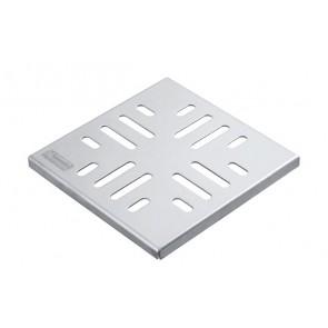 Griglia per manichetta inox 101x101x5 mm 101x101x5