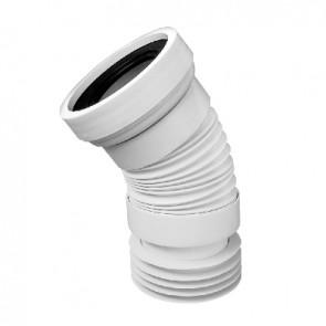 Flex - adattatore flessibile allungabile per wc dn 110 / dn1 97-107