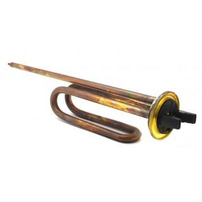 Resistenza ri-curva su flangia w 1200 x l. 155mm