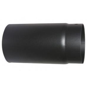 Tubo porcellanato h 1000 mm stufa legna diam. 160