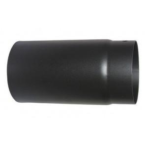 Tubo porcellanato h 500 mm stufa legna diam. 150