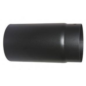Tubo porcellanato h 250 mm stufa legna diam. 150