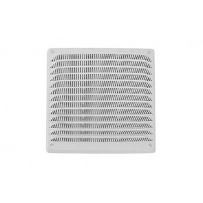 Griglia di aerazione quadrata ad incasso cm 23 x 23