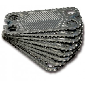 Scambiatore di calore a piastre ispezionabili phc 3120 13 piastre