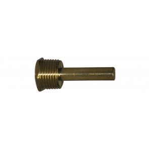 Pozzetto per sonda 1/2 gas conico 5 cm per un bulbo diam. 7 x 9 mm.