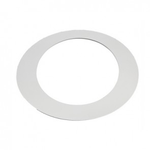Rosone circolare inox 304 diam. 120