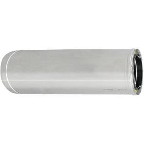 Tubo acciaio inox 316l doppia parete mt 0.50 diam. 250x300