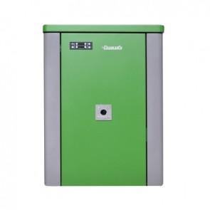 Biocaldaia 34kw mod. enea solo riscaldamento 34 kw