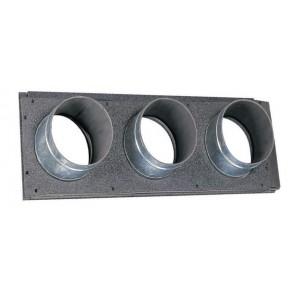 Pannello frontale per climatizzatore canalizzato pannello per adu48 36