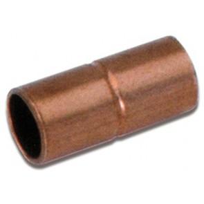 "Manicotto rame sp. 1 1""1/8 mm"