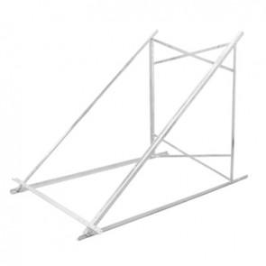 Staffe per impianti a circuito forzato tetto piano 1 collettore