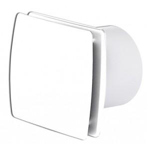Aspiratore elettrico esterno a supporto ventilazione naturale bianco