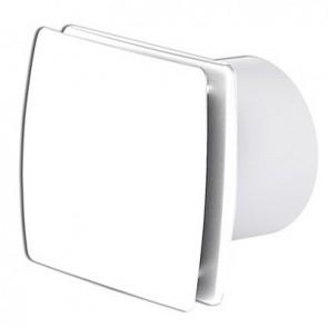 Aspiratore elettrico esterno a supporto ventilazione naturale Bianco D. 120 - 20 w