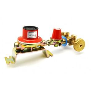 Mini-centralina con regolatore 1803-apr85 senza manichette kg/h 4