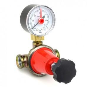 """Riduttore gpl alta pressione mod. apr85 1/4""""f - 1/4""""f*m"""