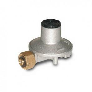 """Regolatore gpl bassa pressione singolo stadio 3kg/h w20 x 1/14"""" sx"""