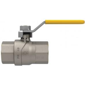 """Valvola a sfera per gas con leva futurgas ff 1""""1/4"""
