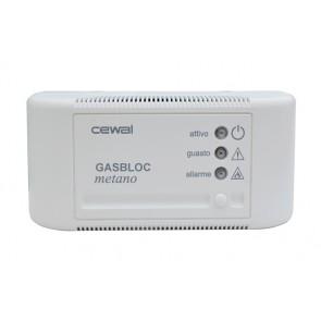 Rilevatore elettronico di gas comando elettrovalvola gpl