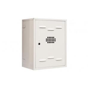 Cassetta per protezione gas preverniciata bianca cm 45 x 30 x 25