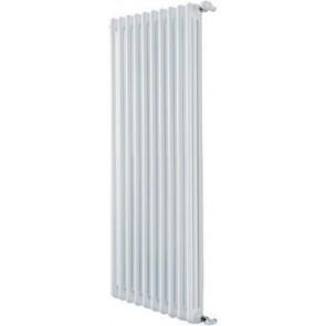 Radiatore tubolare in acciaio 3 colonne mod. 870 dl 10 elementi