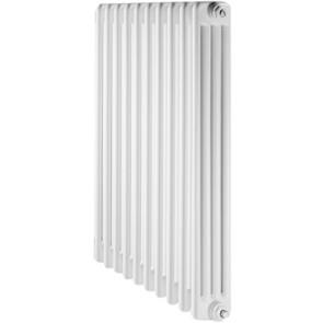Radiatore tubolare in acciaio 4 colonne mod. 670 dl 10 elementi